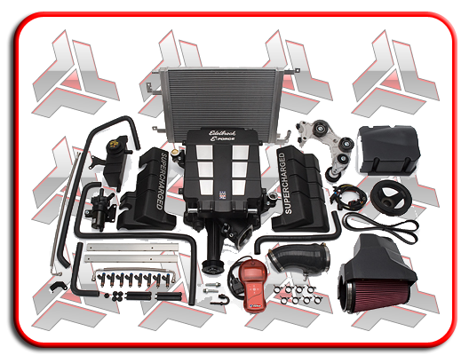 2009 -2010 5.7L HEMI LX and LC E-Force Supercharger