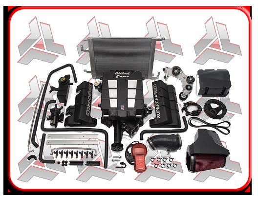 2006 - 2008 5.7L HEMI LX E-Force Competition Kit