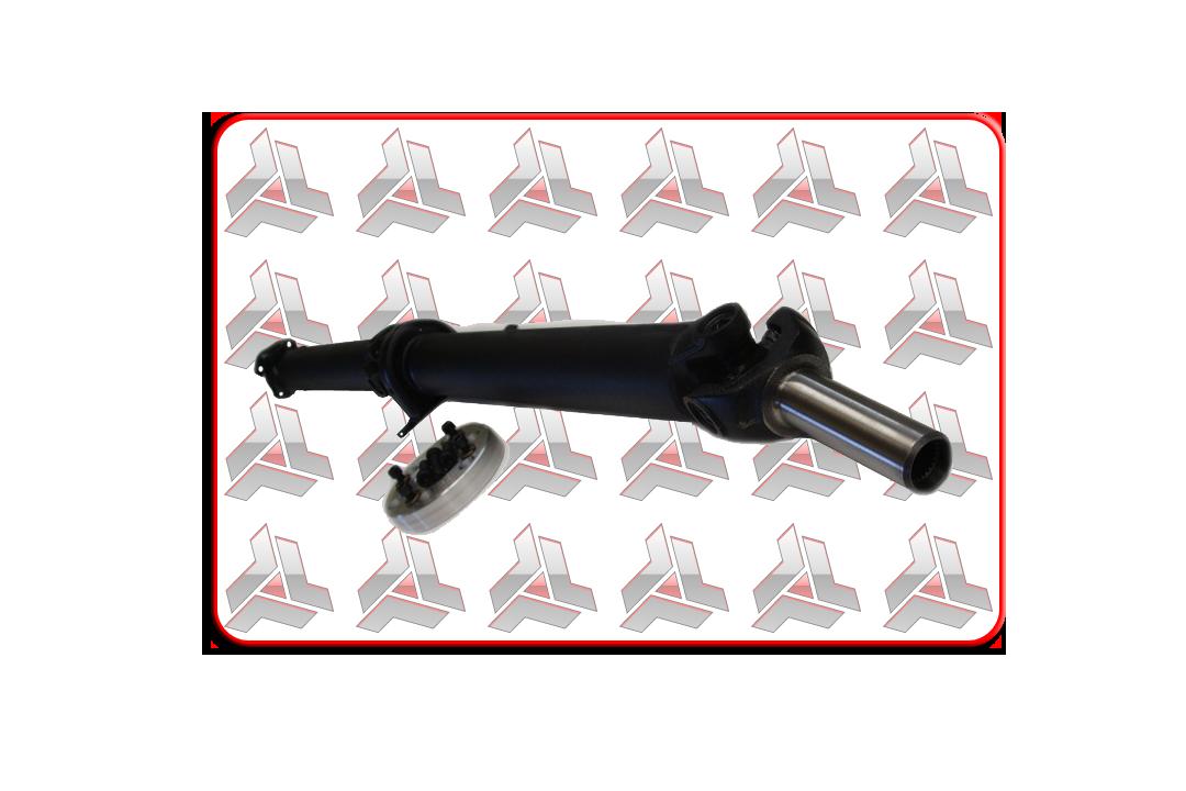 GTO 900HP 2-Piece Chromoly Driveshaft