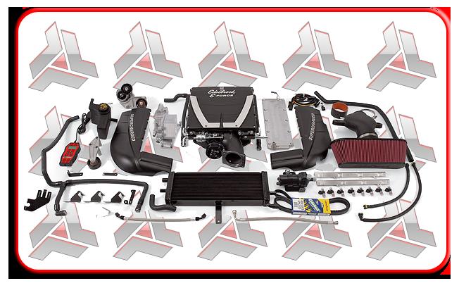 2006 - 2012 Z06 Supercharger Kit