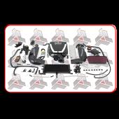 2010 - 2012 C6 Grand sport LS3 Supercharger Kit