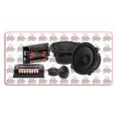 I51-2 Two-Way Component and Coaxial System