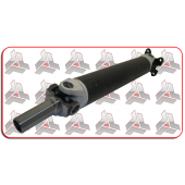 GTO 1000+HP 3-3/8 Carbon Fiber Driveshaft