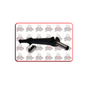GTO 900HP 2-Piece Chromoly/Aluminum Driveshaft
